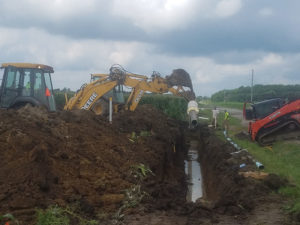midwest water excavation